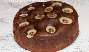 Gâteau à la plancha