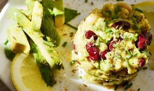 Méli mélo alcalin de haricots et légumes