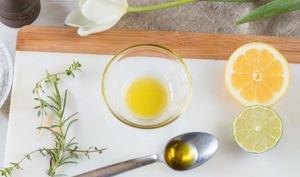 Marinade au citron