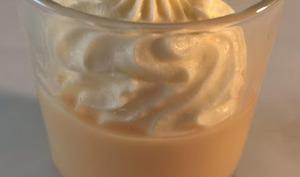 Crème au caramel façon danette