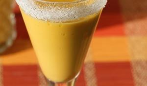 Cocktail de mangue sans alcool