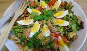 Salade niçoise ou salada nissarda