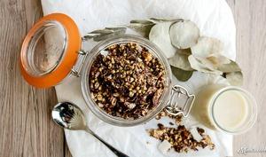 Le granola cacao et sarrasin