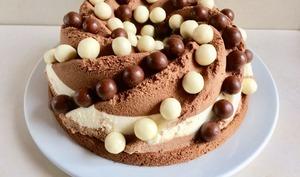 Le Bavarois et sa trilogie de chocolats