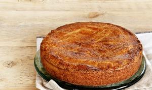 Gâteau basque au Corin