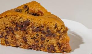 Gâteau aux figues et aux amandes