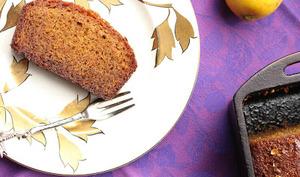 Cake citron et coriandre