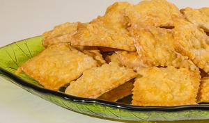 Crackers au comté