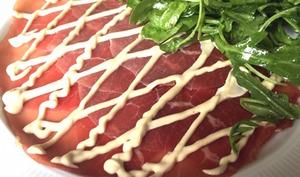 Le carpaccio de bœuf du Harry's Bar à Venise