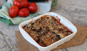 Cannelloni d'aubergine
