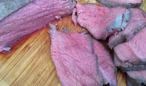 Le rosbif cuisson basse température