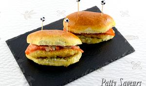 Idées De Recettes De Cuisine à Base De Burger Poisson