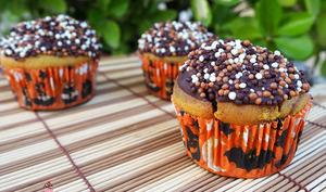 Muffin marbré choco butternut