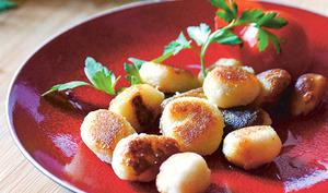 Gnocchis au parmesan