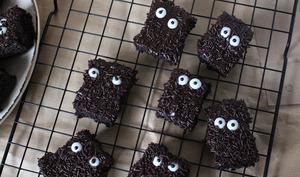 Brownies terrifiants