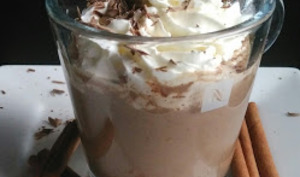 The Chocolat chaud Viennois