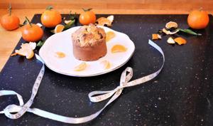 Brookies clémentine pépites de chocolat