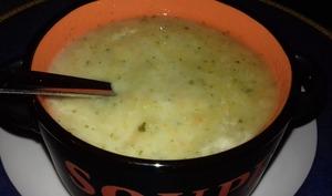 Soupe rutabaga pommes de terre panais carottes