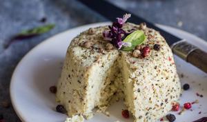 Fromage de tofu aux 5 baies
