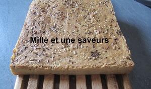 Mon pain sans gluten extra à la poudre magique