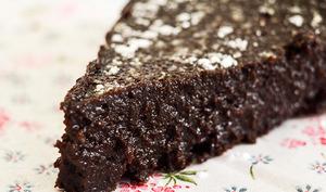 Fondant au chocolat parfait