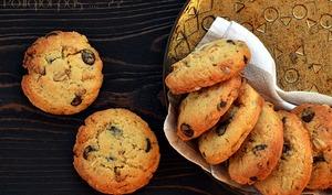 Cookies noix chocolat