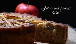 Gâteaux aux pommes Ida