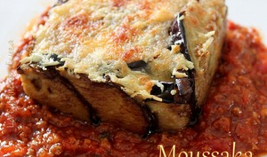 Moussaka facile