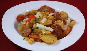 Ragoût de pommes de terre à l'Espagnole