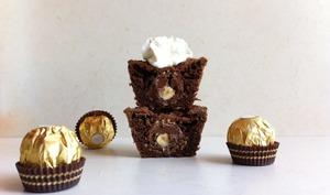 Cupcake Ferrero® Rocher