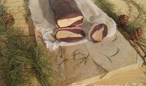 Magret de canard séché au foie gras