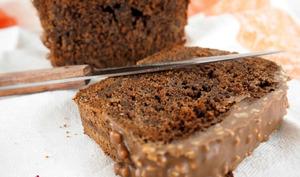 Cake au yaourt au chocolat