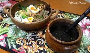 Entre le ramen et le sukiyaki : ma soupe nipponne dans la marmite en terre donabe