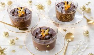 Mousse au chocolat et Cointreau