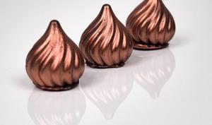 Chocolats fourrés praliné noisette