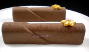 Fingers ou bûchettes au chocolat