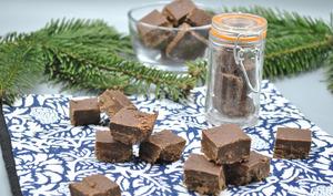 Caramels au chocolat