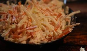 Salade daikonslaw