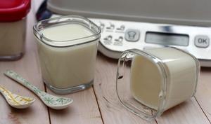 Yaourt façon La laitière