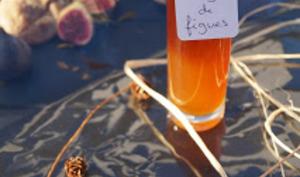 Vinaigre à la figue sèche