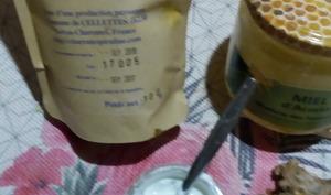 Yaourt spiruline gingembre