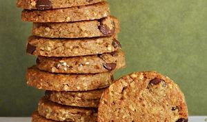 Biscuits sarrasin chocolat