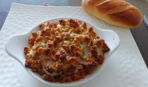 Coquilles Saint-Jacques et butternut