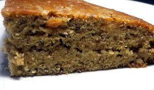 Gâteau au sirop d'érable