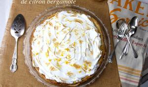 Gâteau de crêpes à la crème de citron