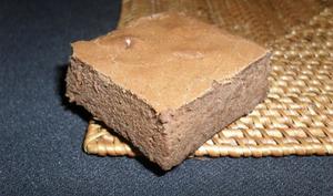 Gâteau mousse