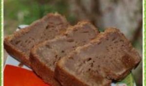 Cake à la Farine de Chataîgne