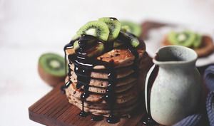 Pancakes vegan