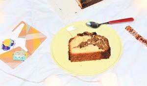 Marbré d'anniversaire aux épices et à la mélasse