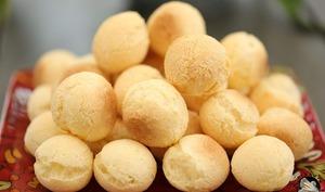 Pão de queijo brésilien
